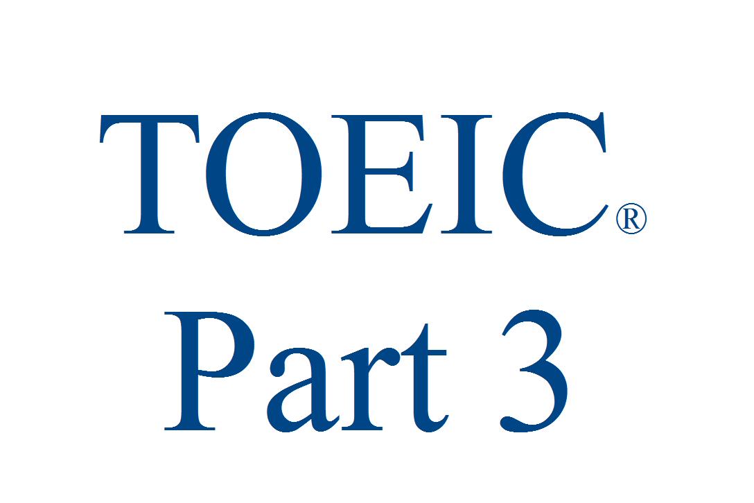 toeic part3
